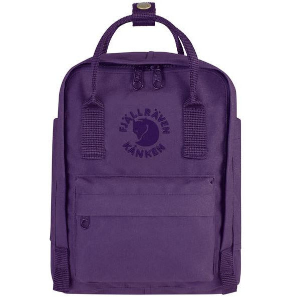 Nahrbtnik Fjällräven Re-Kånken Mini Backpack (Deep Violet)