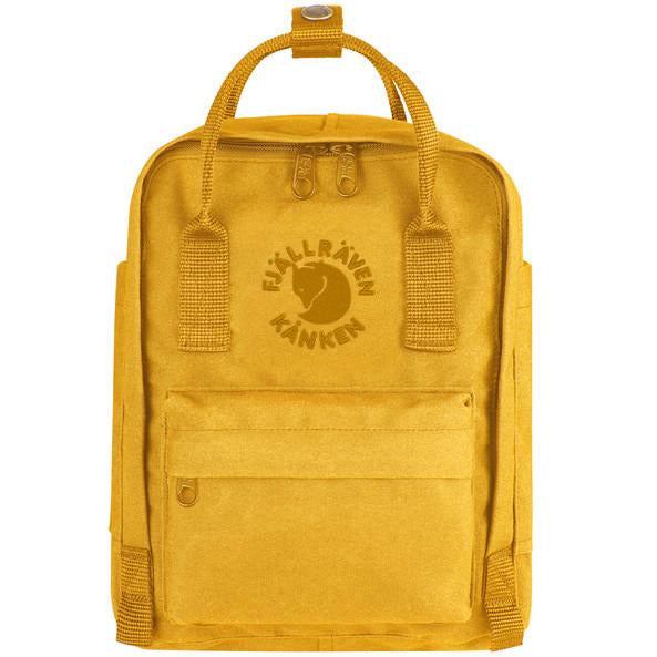 Nahrbtnik Fjällräven Re-Kånken Mini Backpack (Sunflower Yellow)