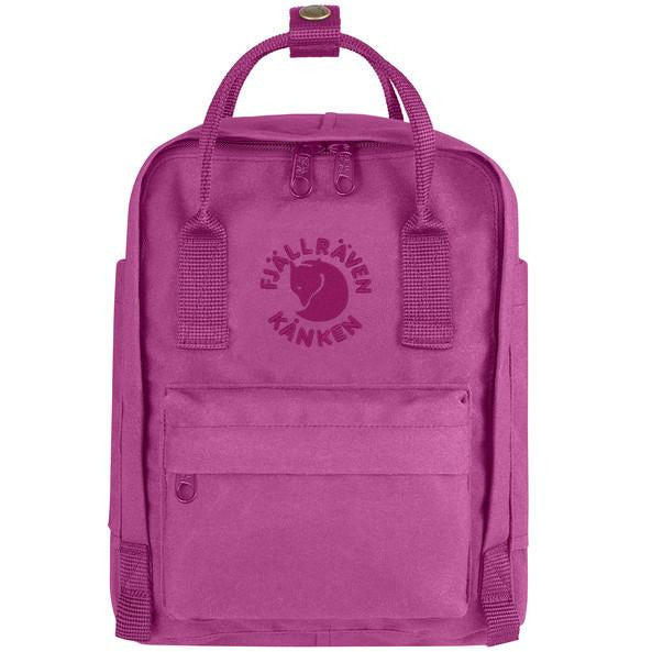 Nahrbtnik Fjällräven Re-Kånken Mini Backpack (Pink Rose)