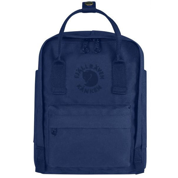 Nahrbtnik Fjällräven Re-Kånken Mini Backpack (Midnight Blue)