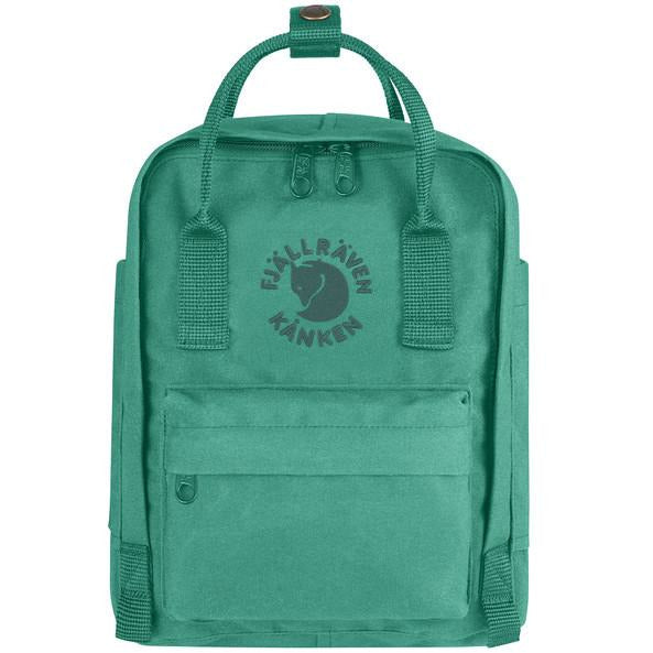 Nahrbtnik Fjällräven Re-Kånken Mini Backpack (Emerald)