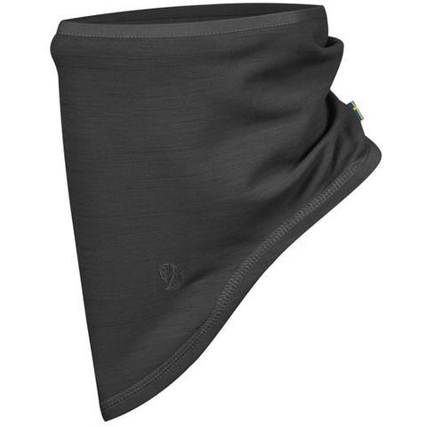 Rutica Fjällräven Keb Fleece Neck Gaiter (Dark Grey)