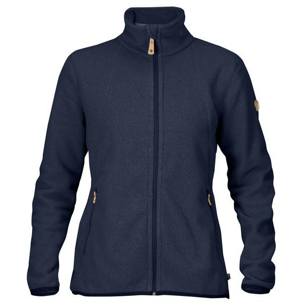 Ženski flis Fjällräven Stina Fleece W (Dark Navy)