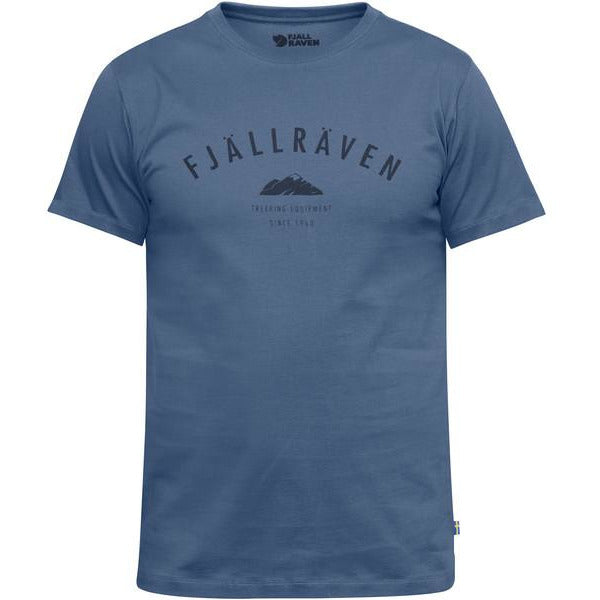 Moška majica Fjällräven Trekking Equipment T-Shirt (Blue Ridge)