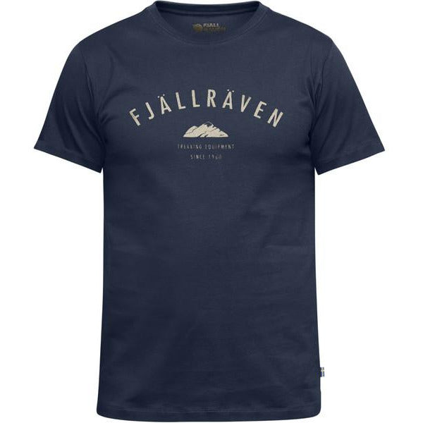 Moška majica Fjällräven Trekking Equipment T-Shirt (Dark Navy)