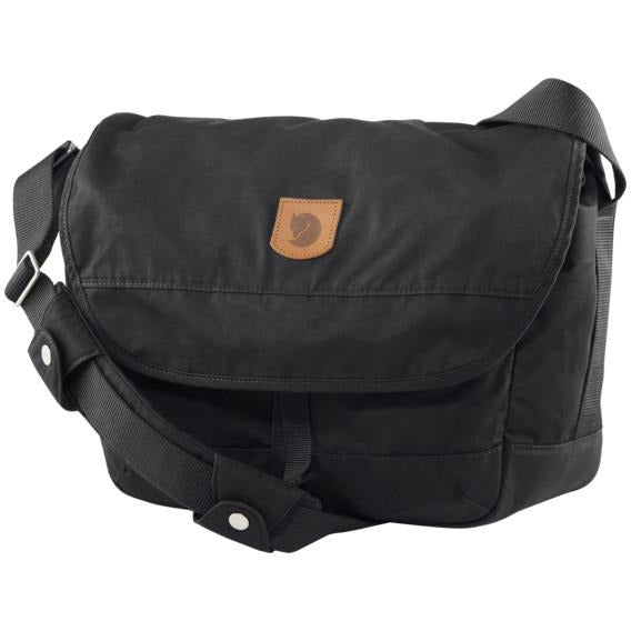 Torba Fjällräven Greenland Shoulder Bag (Black)