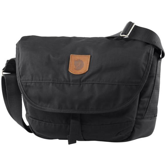 Torba Fjällräven Greenland Shoulder Bag Small (Black)