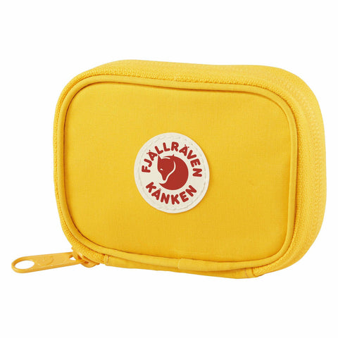 Denarnica Fjällräven Kånken Card Wallet (Warm Yellow)