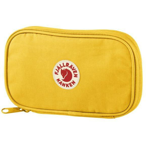 Denarnica Fjällräven Kånken Travell Wallet (Warm Yellow)