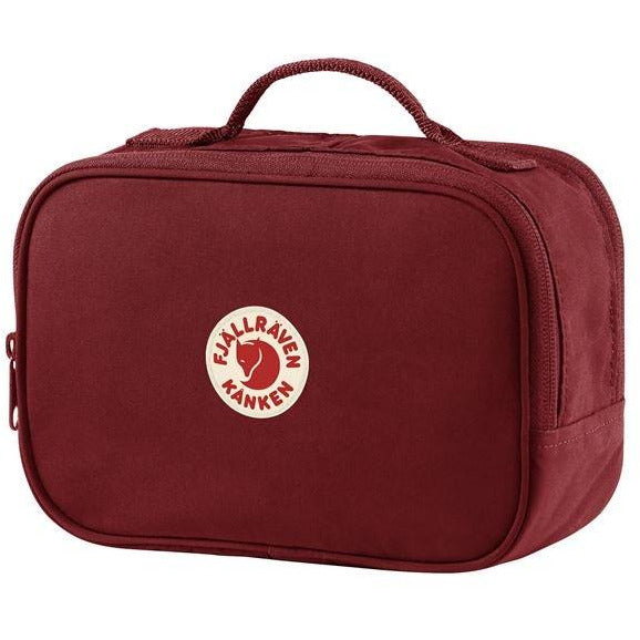 Torbica Fjällräven Kånken Toiletry Bag (Ox Red)