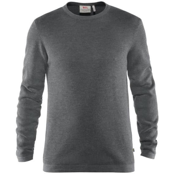 Moški pulover Fjällräven High Coast Merino Sweater (Thunder Grey)