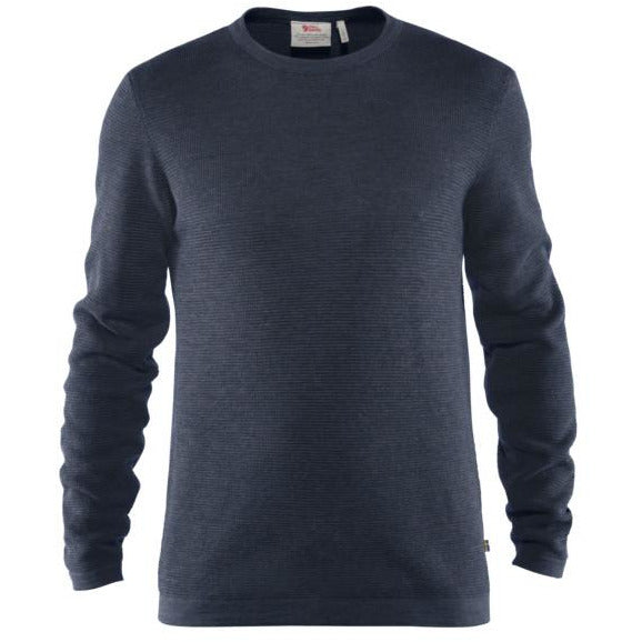 Moški pulover Fjällräven High Coast Merino Sweater (Night Sky)