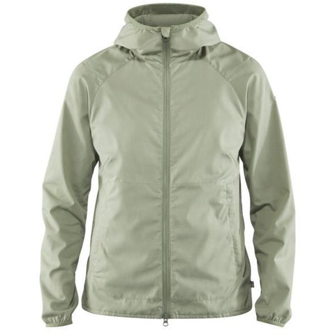 Ženska jakna Fjällräven High Coast Shade Jacket W (Sage Green)