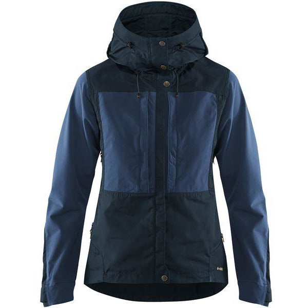 Ženska jakna Fjällräven Keb Jacket W  (Dark Navy-Uncle Blue)