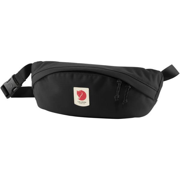 Pasna torbica Fjällräven Ulvö Hip Pack Medium (Black)
