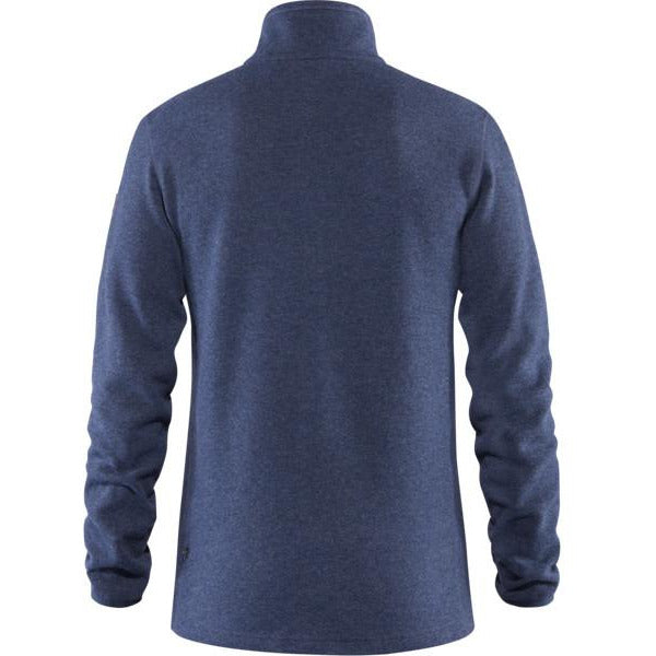 Moški pulover Fjällräven High Coast Wool Sweater (Navy)
