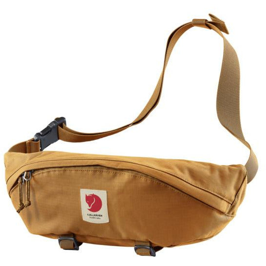 Pasna torbica Fjällräven Ulvö Hip Pack Large (Red Gold)