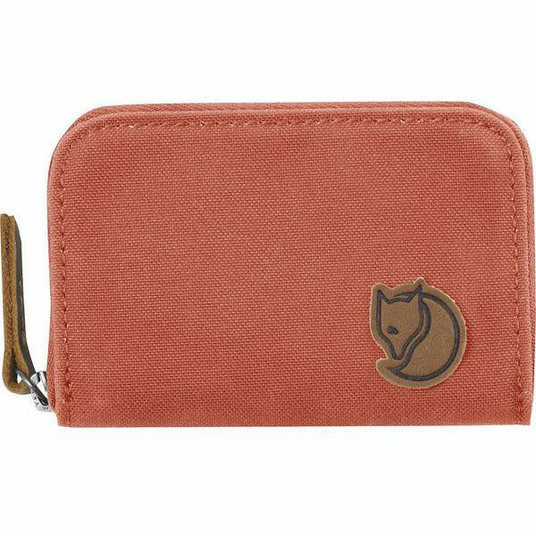 Denarnica Fjällräven Zip Card Holder (Dahlia)