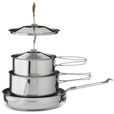 Komplet posod Primus CampFire Cookset S/S Small
