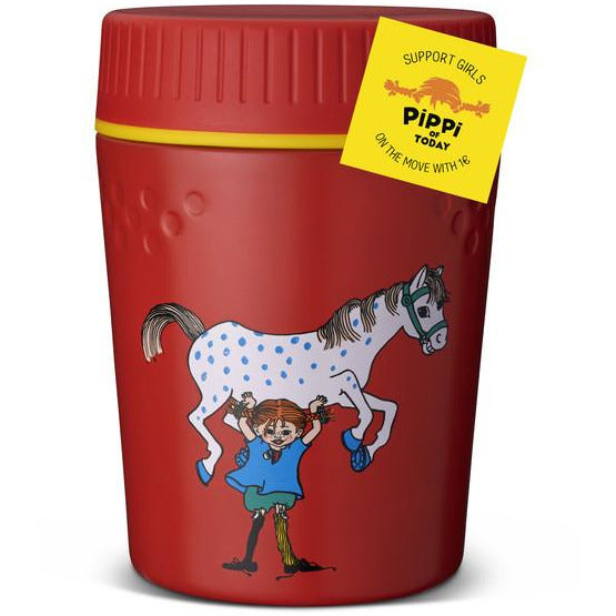 Termo posoda Primus TrailBreak Lunch Jug Pippi 0.40 L (Red)