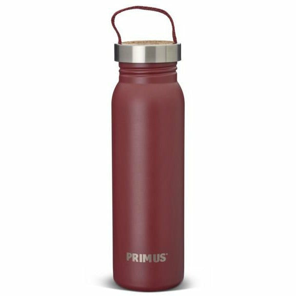 Čutara Primus Klunken Bottle 0.70 L (Ox Red)