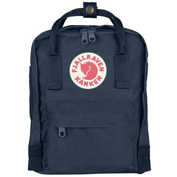 Nahrbtnik Fjällräven Kånken Mini Backpack (Navy)