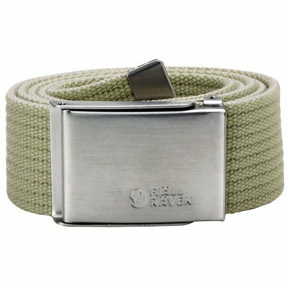 Pas Fjällräven Canvas Belt (Light Khaki)