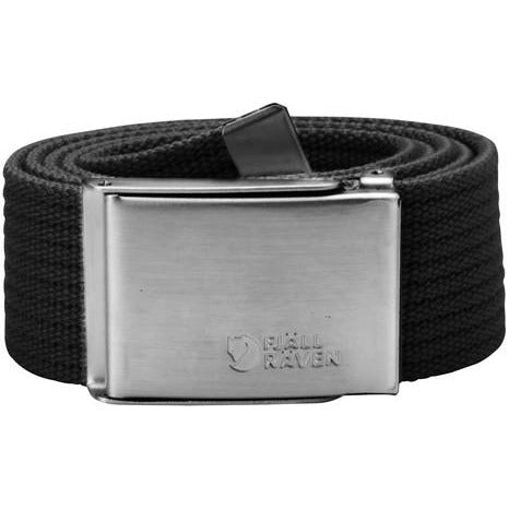 Pas Fjällräven Merano Canvas Belt (Black)