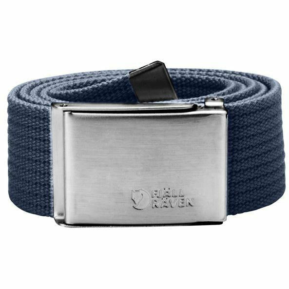 Pas Fjällräven Canvas Belt (Dark Navy)