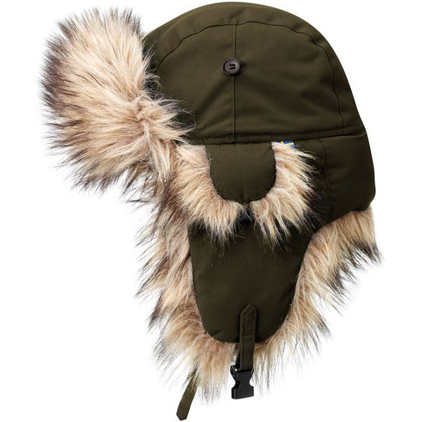 Kapa Fjällräven Nordic Heather (Dark Olive)