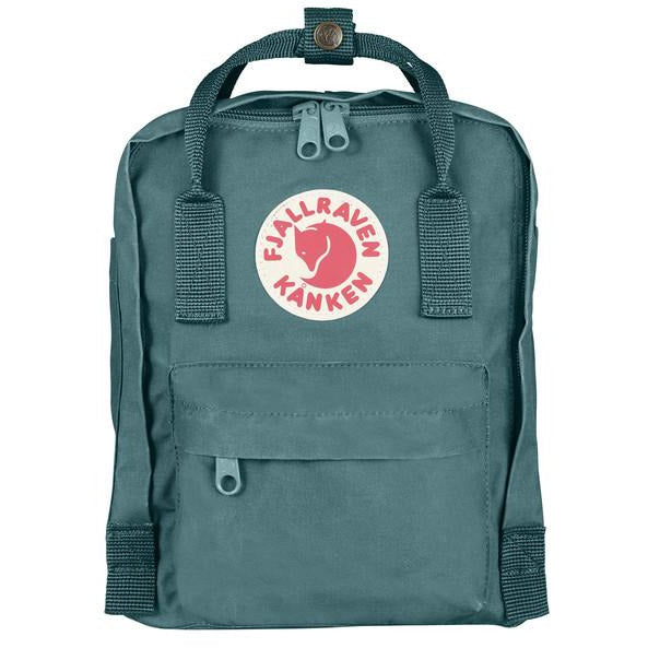 Nahrbtnik Fjällräven Kånken Mini Backpack (Frost Green)
