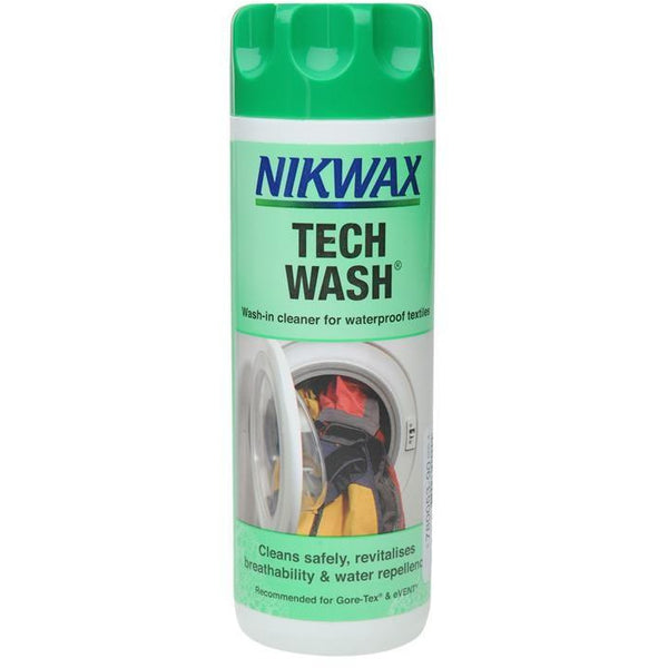 Čistilo za tehničen tekstil Nikwax Tech Wash 300 ml