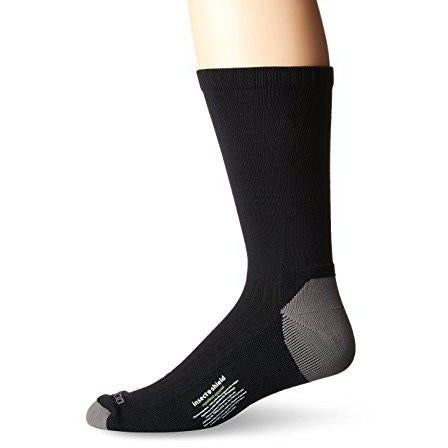 Nogavice ExOfficio BugsAway® Sol Cool Crew Sock (Black)