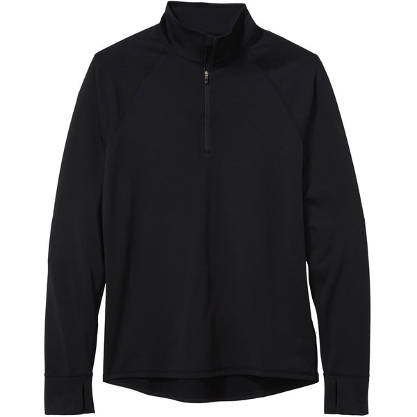 Moška termo majica Marmot Baselayer 1/2 Zip (Black)