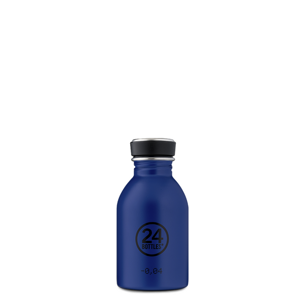 Čutara 24Bottles Urban Bottle 0.25 L (Gold Blue)