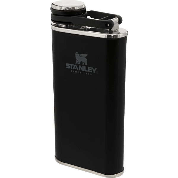 Prisrčnica Stanley Classic Easy Fill Wide Mouth Flask (Matte Black)