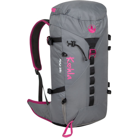 Alpinistični nahrbtnik Kohla Avid 25 W Backpack (Quiet Shade/Pink)
