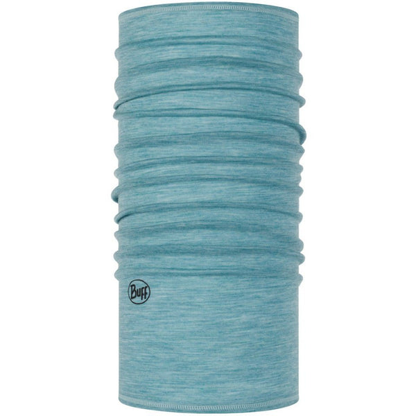 Večnamenska rutica Buff Original Merino Wool - Lightweight (Solid Cloud)