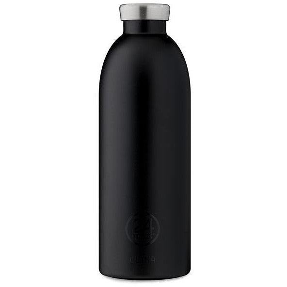 Čutara 24Bottles Urban Clima Bottle 0.85 L (Tuxedo Black)