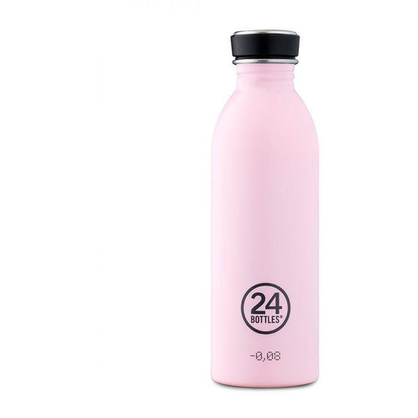 Čutara 24Bottles Urban Bottle 0.5 L (Candy Pink)