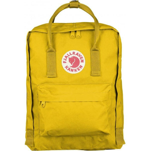 Nahrbtnik Fjällräven Kånken Backpack Warm Yellow