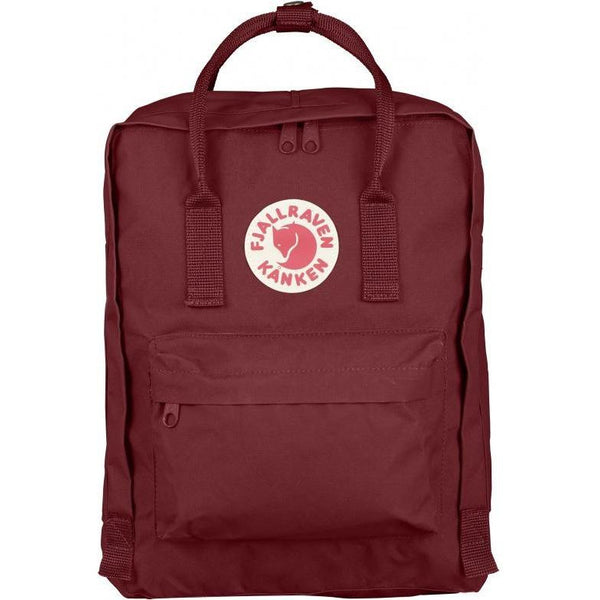 Nahrbtnik Fjällräven Kånken Backpack (Ox Red)