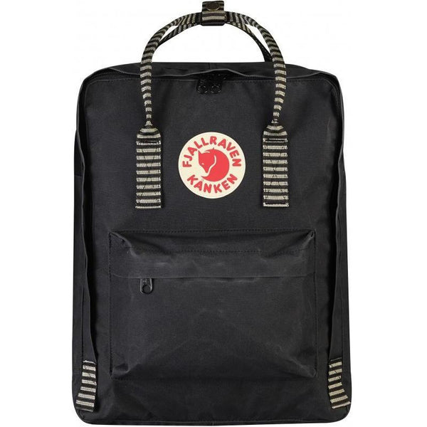 Nahrbtnik Fjällräven Kånken Backpack (Black-Striped)