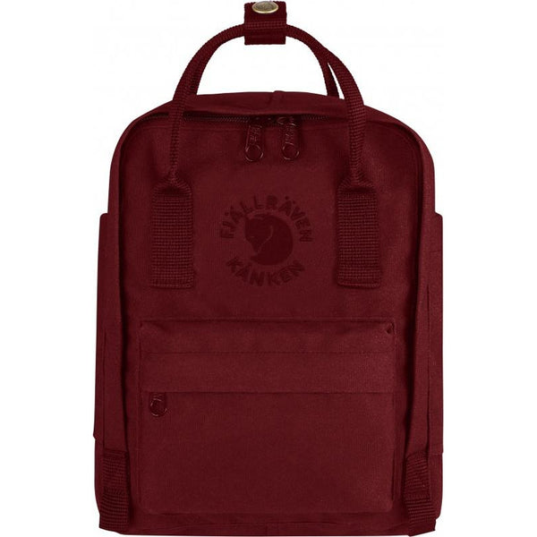Nahrbtnik Fjällräven Re-Kånken Mini Backpack (Ox-Red)
