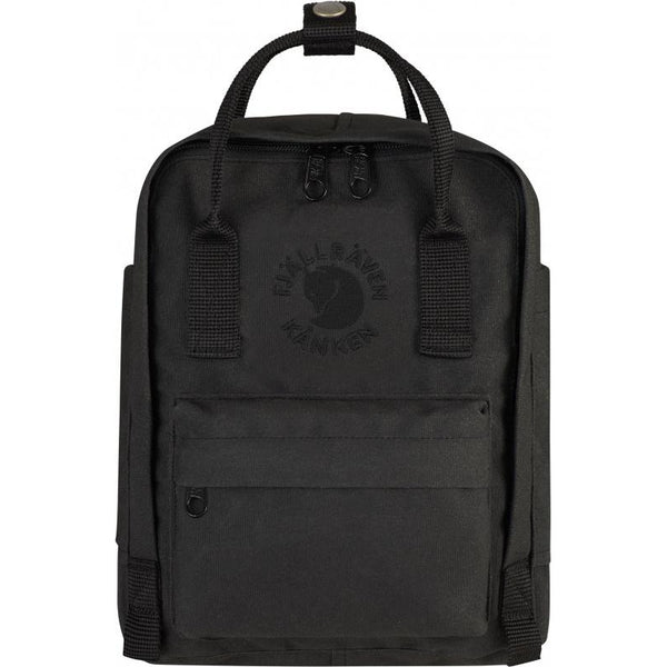 Nahrbtnik Fjällräven Re-Kånken Mini Backpack (Black)