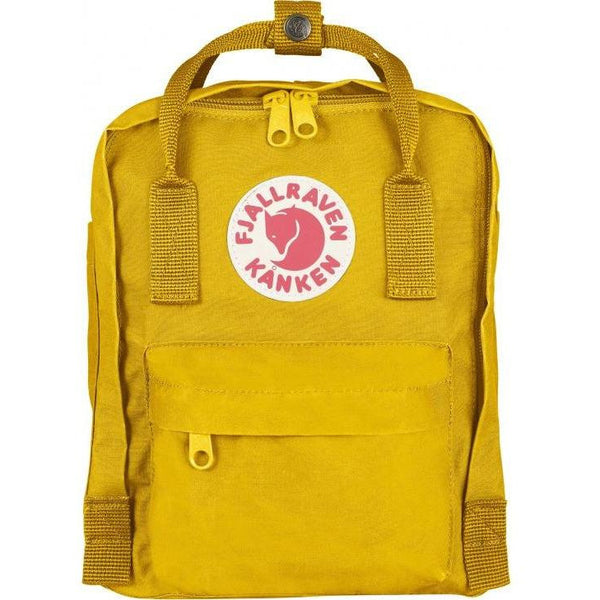 Nahrbtnik Fjällräven Kånken Mini Backpack (Warm Yellow)