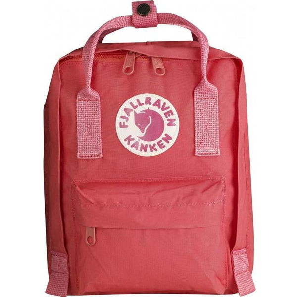 Nahrbtnik Fjällräven Kånken Mini Backpack (Peach Pink)