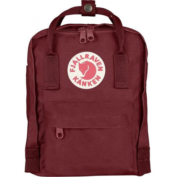 Nahrbtnik Fjällräven Kånken Mini Backpack (Ox Red)