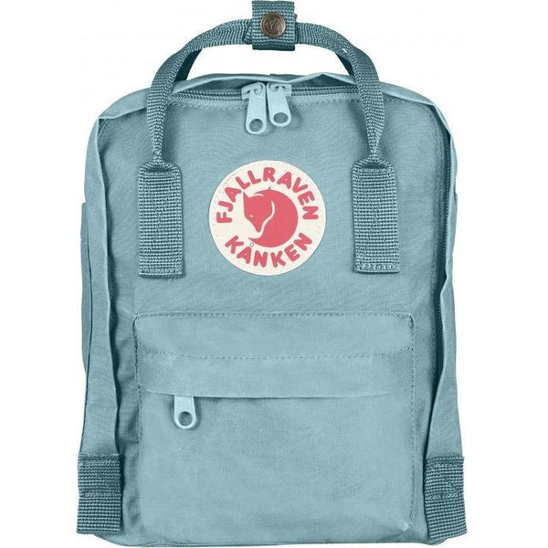 Nahrbtnik Fjällräven Kånken Mini Backpack (Sky Blue)