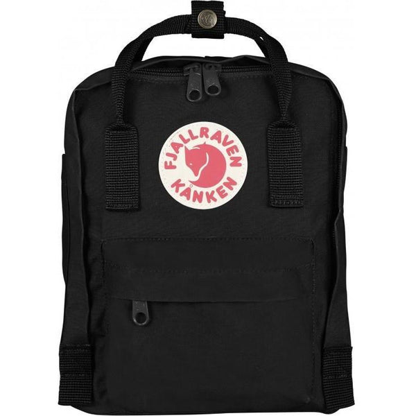 Nahrbtnik Fjällräven Kånken Mini Backpack (Black)